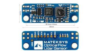 1 Sztuk MATEKSYS Matek Optyczny Czujnik Przepływu I LIDAR 3901-L0X Moduł INAV F4 F7 F405 Kontroler Lotu Dla RC FPV Racing Drone