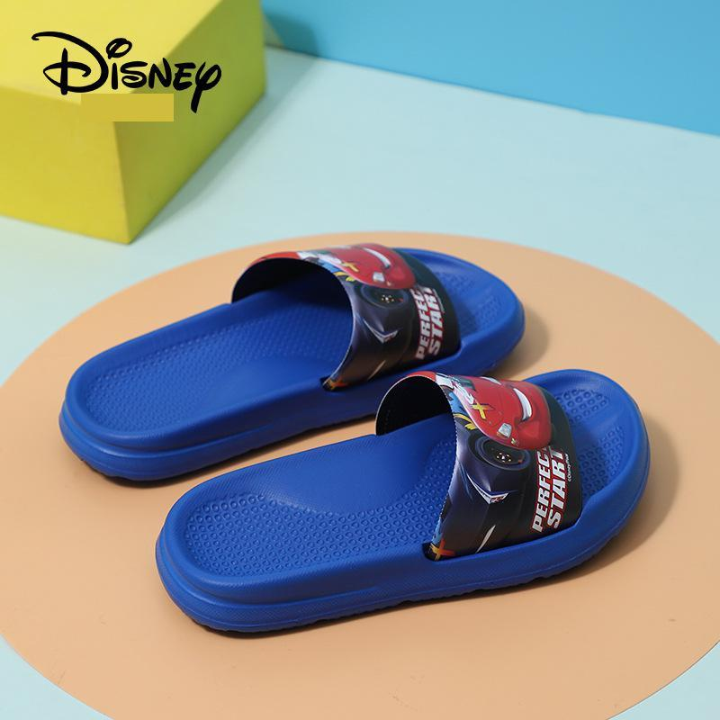 Flip Flops Beach Sandal Cars McQueen Toddler /& Child Sizes Boy 5 to 3 NEW