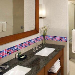 Самоклеющиеся виниловые наклейки для кухни и ванной комнаты