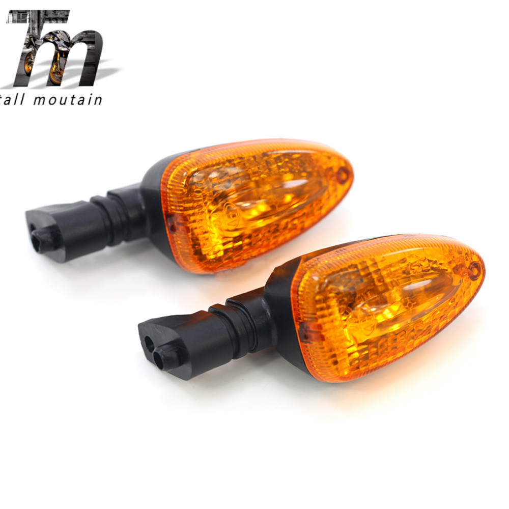 Turn Signal Indicator Light For BMW K1200GT K1200RS R1150R Rockster R1150GS R1100S R850R 1998-2008 05 06 Motorcycle Blinker Lamp image