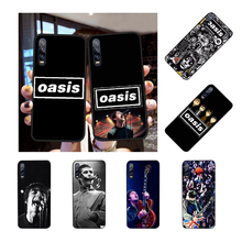 NBDRUICAI Noel Gallagher Coque Shell Phone Case for Huawei Honor 20 10 9 8 8x 8c 9x 7c 7a Lite view(China)