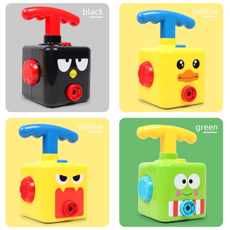 Erőgömbös autós játék Montessori játékok oktatási kísérlet - Modellautók és játékautók - Fénykép 2