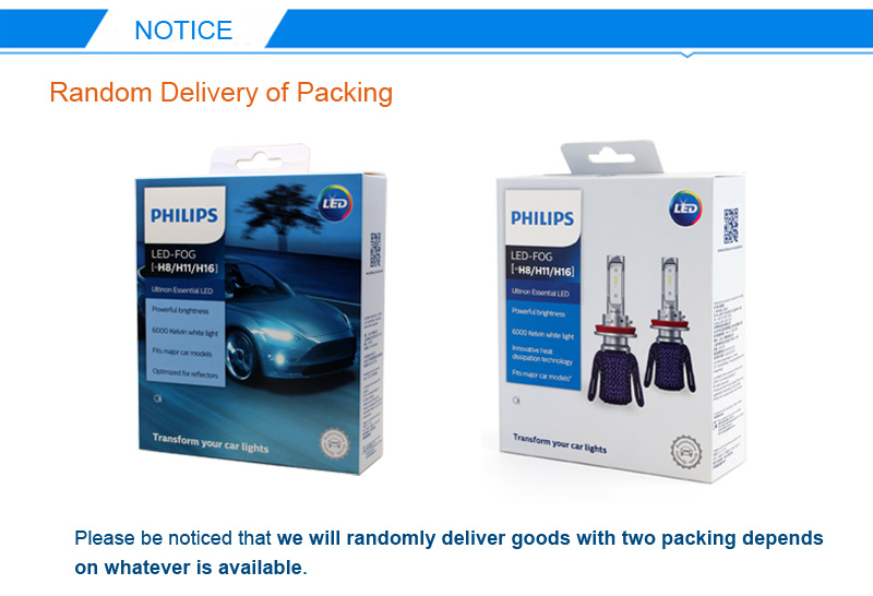 new old package