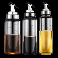 Oil-Bottle Oil-Dispenser Seasoning Kitchen-Accessory Vinegar Cooking for And Creative