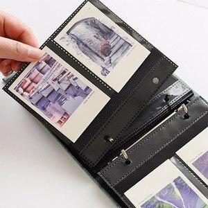 Image 5 - 100 กระเป๋า Mini Photo Album สำหรับ Case Fujifilm Instax ฟิล์ม 7C 7S 8 9 25 50 S 70 90