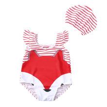 Stroje kąpielowe plażowe dla dzieci chłopców i dziewcząt jednoczęściowy strój kąpielowy kostiumy kąpielowe bikini kąpielowe Maillot de bain feminino tanie tanio ARLONEET Poliester Pasuje prawda na wymiar weź swój normalny rozmiar Cartoon Dziecko dziewczyny Jeden sztuk polyester