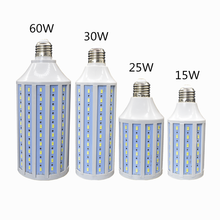 Светодиодный потолочный светильник лампочка 15 Вт 25 30 60 большой