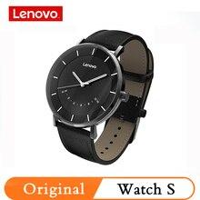 New Lenovo Watch S 50m Waterproof Smart Watch Women Men Brac