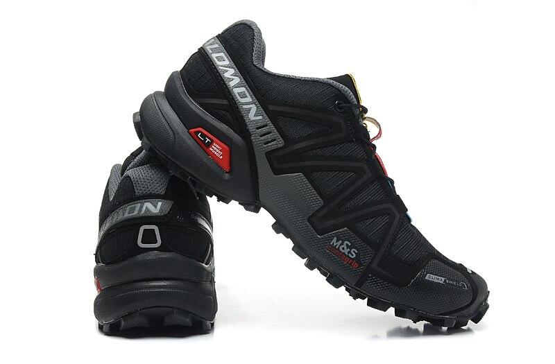 Salomon Speedcross 3 CS deporte al aire libre de los hombres zapatos transpirables Zapatillas Hombre Mujer Hombre esgrima Zapatillas velocidad Cruz 3 EUR 40-46 - 5