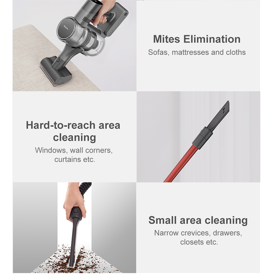 Dreame T20 Handheld Cordless Vacuum Cleaner