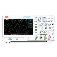 UNI-T UPO2104CS Ultra Phosphor Oscilloscopes 4 Channels 100MHZ Bandwidth 800 x 480 7 Inches LCD Displays 1GS/s Sample Rate g190eg02 v 1 lcd displays