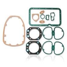 Motorrad Motoren Kurbelgehäuse Abdeckungen Zylinder Dichtung Kits Set für BMW R80 1976 1995 R100GS 1976 1997 R80GS R80R r100 GS