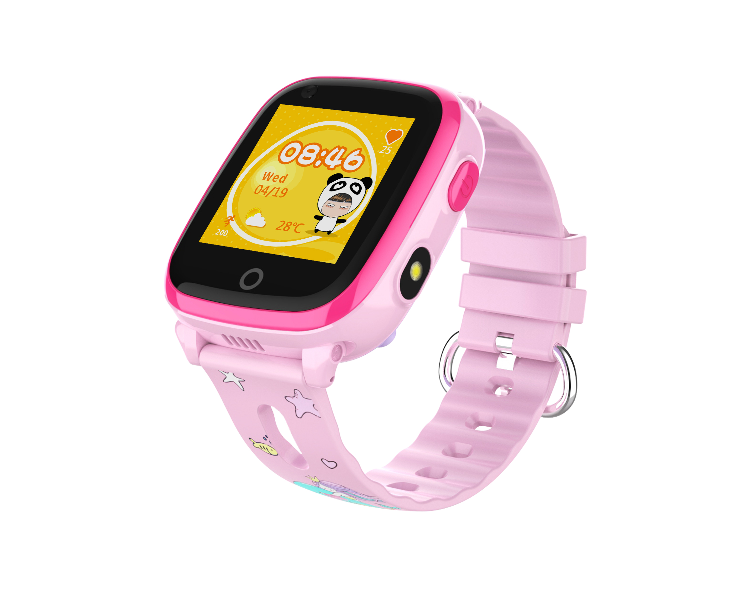 4G Smart Watch Kids GPS Tracker watches Waterproof IP67 video call Positioning Camera flashlight Children Smart GPS Watch DF33Z|Smart Watches| |  - title=