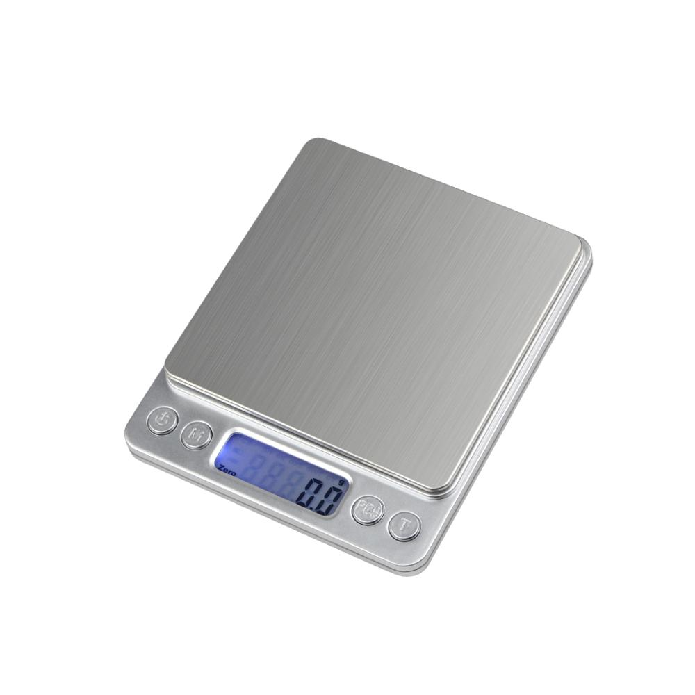 Кухонные весы с ЖК-дисплеем, высокоточные карманные весы 1 г 0,1 г 0,01 г х 500 г 5 кг 10 кг, ювелирные весы для фруктов, овощей, кофе-0