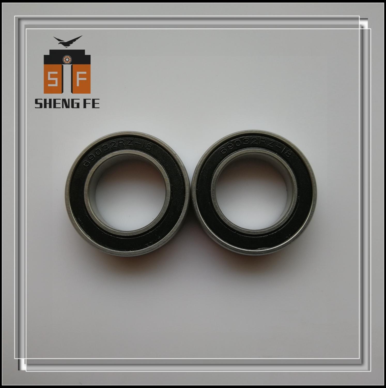 Bike bearing 18307C-2OS 18x30x7 ABEC-7|Grease Ceramic ball bearing|Mountain Bicycle bearing 18307 2R