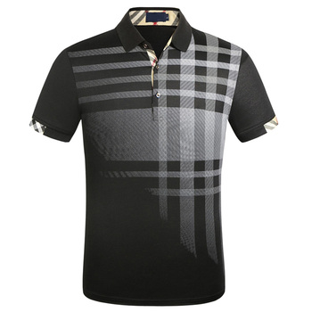 Brand New Men's Polo Shirt Men Cotton Short Sleeve Shirt Sportspolo Jerseys Plus Size M- 3XL Camisa Polos
