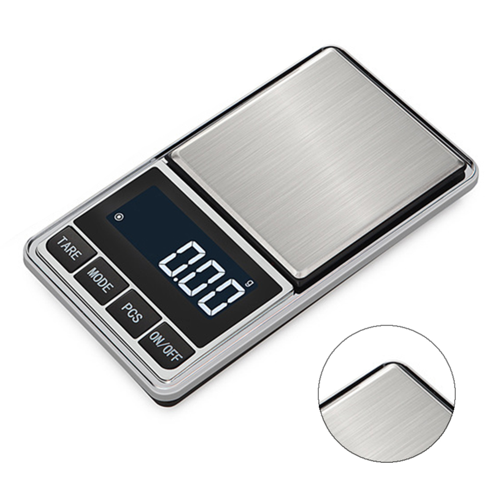 Useful 100g/0.001g Pocket Scale Jewelry Scale Electronic Scale Digital Milligram Scale High Precision Jewelry Balance Weight US