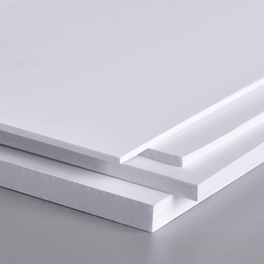 2pcs PVC Foam Board Plastic Flat Board Model Plate For DIY Building Model Materials 300x400mm