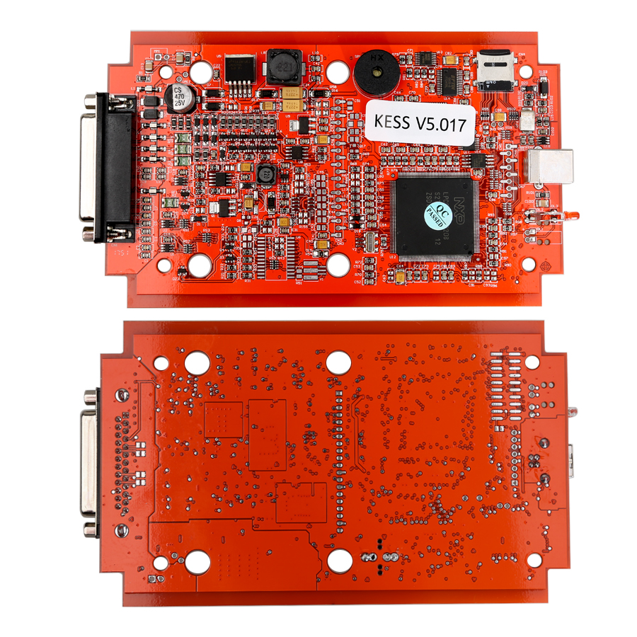 lowest price KESS V2 53 V5 017 V2 KTAG V7 020 SW2 25 EU Version New 4LED Red PCB ECU Programming Tool KESS 5 017 K TAG 7 020 Unlimited Token