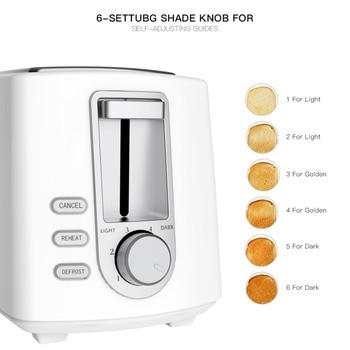 European Toaster Kitchen Gadget Vertical Toaster 2