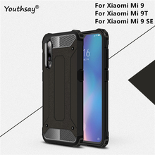 For Cover Xiaomi Mi 9 Case 6.39 Shockproof Armor Rubber Heavy Duty Phone for Youthsay