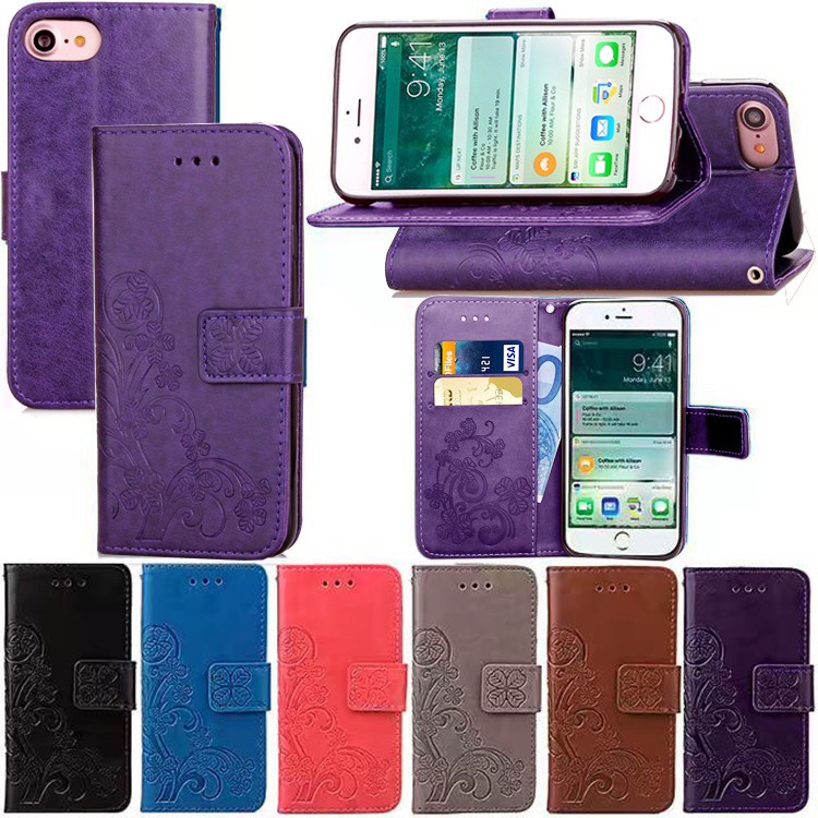 Luxury Leather Flip Cover for <font><b>Samsung</b></font> <font><b>Galaxy</b></font> Ace 4 Style Lte G357FZ S5830i S5830 <font><b>Ace3</b></font> S7270 <font><b>S7272</b></font> S7275 Phone Case image