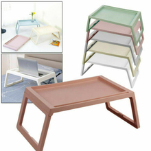 Foldable Notebook Laptop-Stand Office-Furniture Study Modern Desk Camping-Table Sofa-Bed