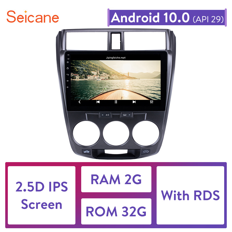 <font><b>Seicane</b></font> Android 10.0 2DIN 10.1