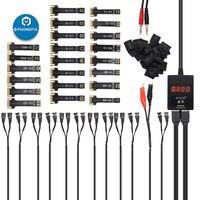 WYLIE DC Netzteil Strom Boot Up Test Kabel für Universal Android Handys DC Netzteil Kabel Test Linie für huawei/Xiaomi