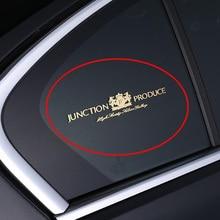 Trim Sticker Windscreen-Decal Auto-Decals Car-Styling-Accessories Car-Window-Pillar VIP