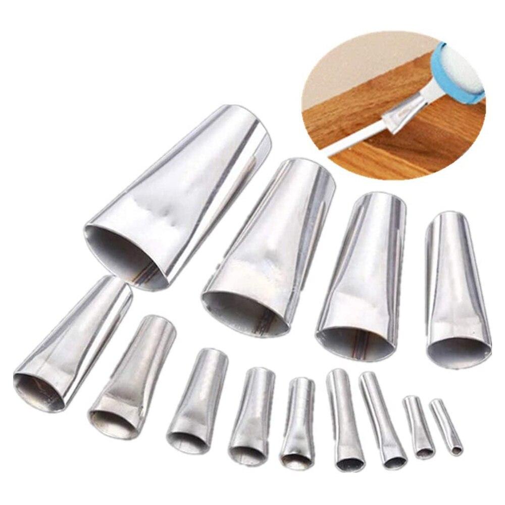 de cola raspador de aço inoxidável kit