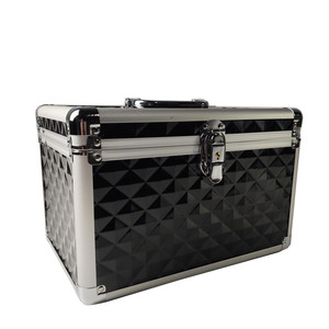 Portable Professional Cosmetic Bag Suitc