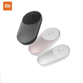 Original Xiaomi Mouse Portable Wireless Bluetooth gaming mouse RF 2.4GHz Dual Mode Connect Mi 1200DPI for Xiaomi mi Notebook