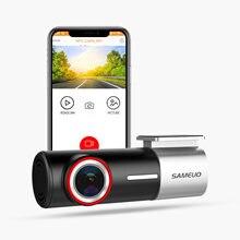 Sameuo – caméra de tableau de bord avant et arrière, enregistreur vidéo de tableau de bord, vision nocturne, moniteur de stationnement 24H, WIFI, 1440P 1080P, U700