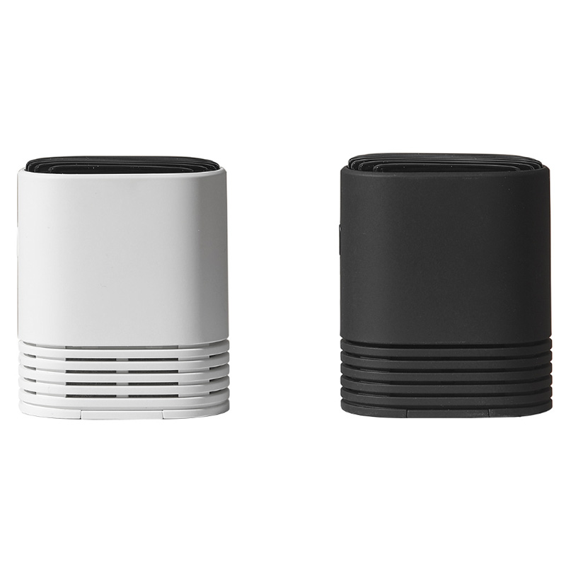 Портативный мини-очиститель воздуха, подвесной очиститель шеи, подвесной очиститель шеи, анти-туман и формальдегид очиститель