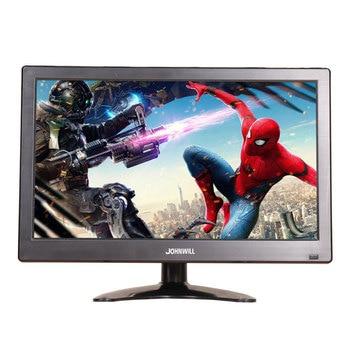 Nuevo 12 pulgadas lcd hd pequeño monitor portátil pc ips 1080P pantalla LCD Monitor gaming HDMI VGA USB BNC AV 12V DC para Raspberry Pi PC