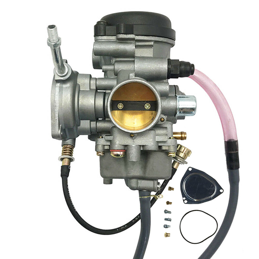 <font><b>Carburetor</b></font> For Yamaha Big Bear Wolverine Kodiak Grizzly 250 350 400 <font><b>450</b></font> ATV Carb image