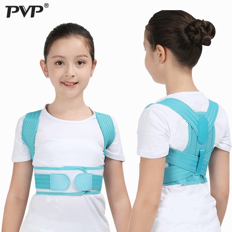 Adjustable Children Posture Corrector Belt with Detachable Shoulder Pad to Develop Good Walking and Sitting Posture 4