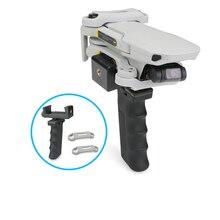 Handle bracket selfie stick holder & Propeller fixed straps for dji Mavic Mini 2/mavic mini 1 drone accessories