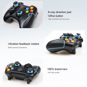 Image 2 - ESM 9013 Wireless Controller ESM9013 For PC Windows For PS3 For TV Box For Android Smartphone Controle Joystick Gamepad
