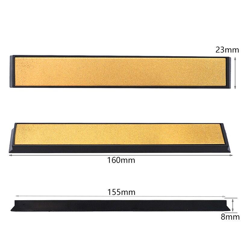 Купить точильный камень для ножей зернистость 80 2000 точилка с титановым