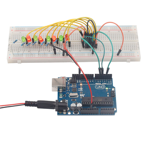 Image 3 - Starter Kit For Arduino UNO R3 and Mega2560 Board With Sensor Moudle 1602 LCD led Servo Motor Relay Learning Basic Suite