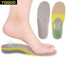 1Pair Orthopedic Insoles Orthotics flat foot Health Sole Pad for Shoes insert Ar