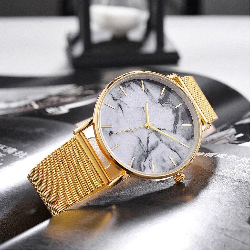 Creative New Pattern Alloy Men's And Women's Casual Quartz Watcheswrist Women Watch Clock Wristwatch