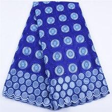 Heißer Verkauf Afrikanische Spitze Stoff Hohe Qualität Schweizer Voile Spitze In Schweiz Hohe Qualität Afrikanische Spitze Stoff Für Party Kleid a1682