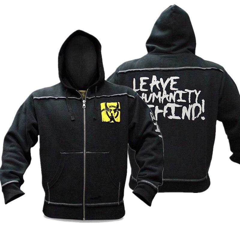 Minter Jacket Men  Wool Loose Coat Singlets Sweatshirts Mens Fleece Hoodies Stringer Bodybuilding Fitness Outdoor Camping Coat