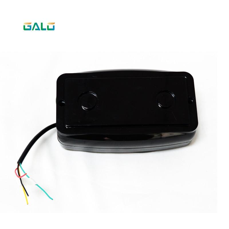 Newest Radar Vehicle Detector Barrier Sense Controller Replace Loop Detector Vehicle Detector No Need Loop Cable