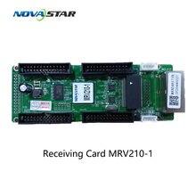 Novastar – carte de réception MRV210 MRV210-1, contrôleur d'écran led pour armoire, pas fin, petit pas