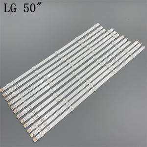 Image 2 - LED strip For 50LN5200 50L1350U E500i A0 50L4300U TC L50B6B 50L4353D LC500DUE SF R2 U2 50LA620S 50LN570V 50LN5100 6637L 0021A