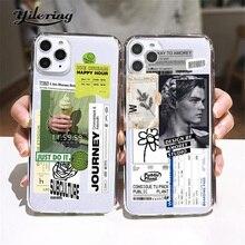 Funny fundas para Labels Mona Lisa David phone case For iPhone 12 Pro Max mini X XR Xs Max 7 8 Plus 11 Pro Max Soft TPU Cover